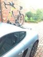 Porsche Caman S Mini Bomber 2 Bike Rack